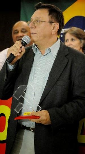 Futuro secretário Julião Amin