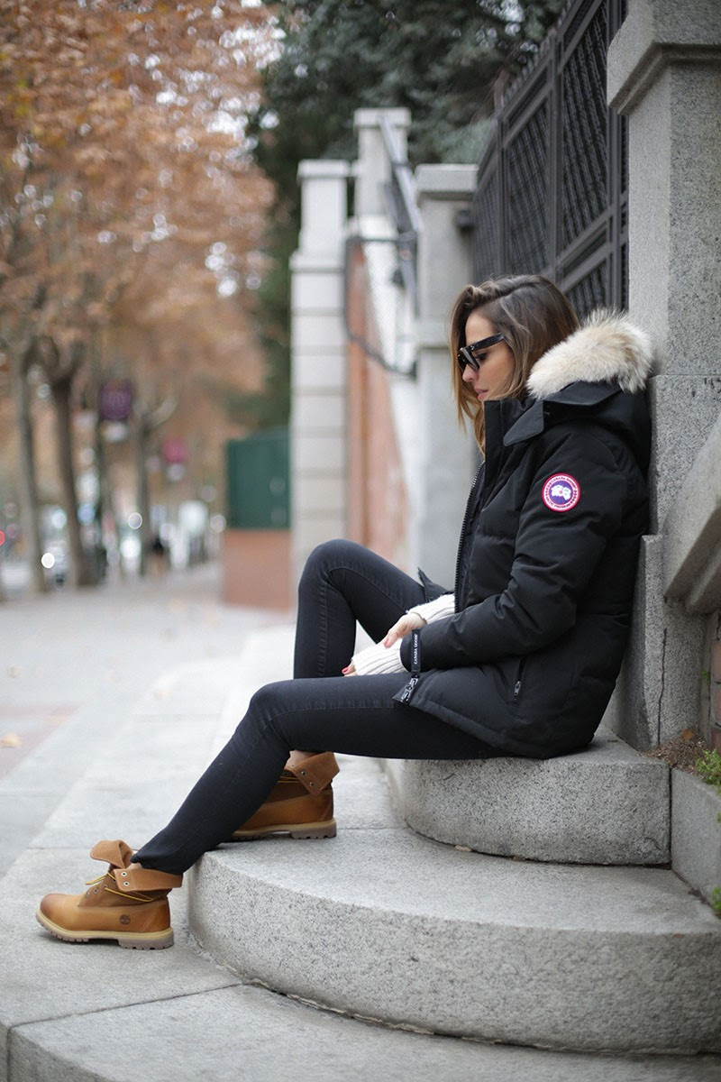 how to wear timberland boots if you are a girl  outfits