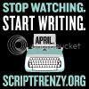 Script Frenzy participant