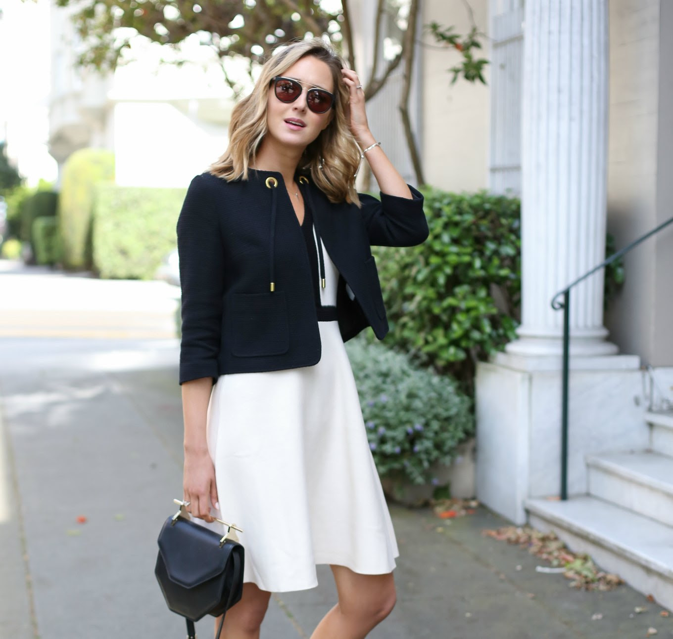 boden-knit-flare-dress-black-white-short-sleeve-work-wear-office-style-fashion-blog-san-francisco-sf-classic-professional3