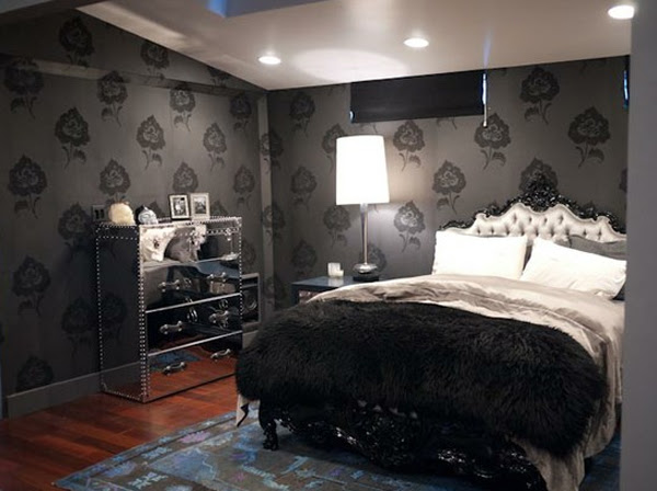 Coolest And Stylish Gothic Bedroom Decor Homemydesign