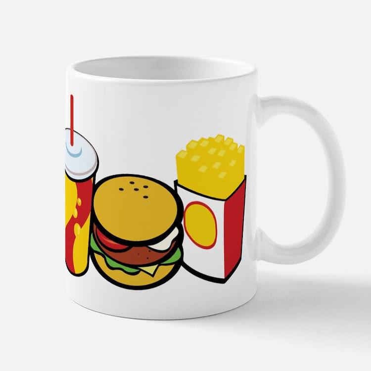 Burger King Coffee Mugs | Burger King Travel Mugs - CafePress