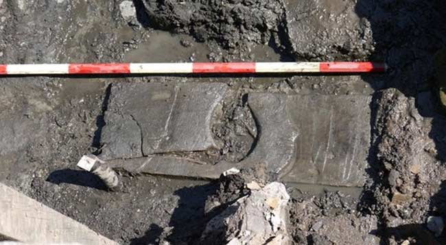 2,000-Year-Old Wooden Toilet Seat Discovered