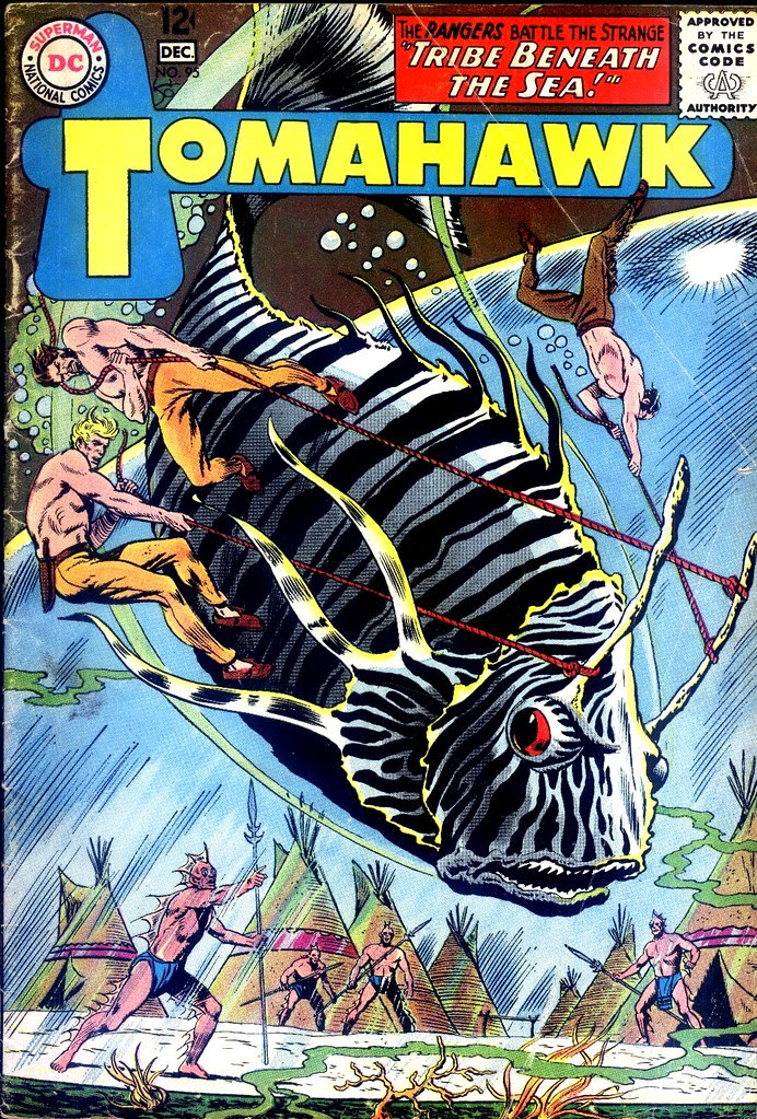 Tomahawk #95 (DC, 1964)