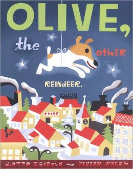 Olive the Other Reindeer Activities and Freebie The Schroeder Page