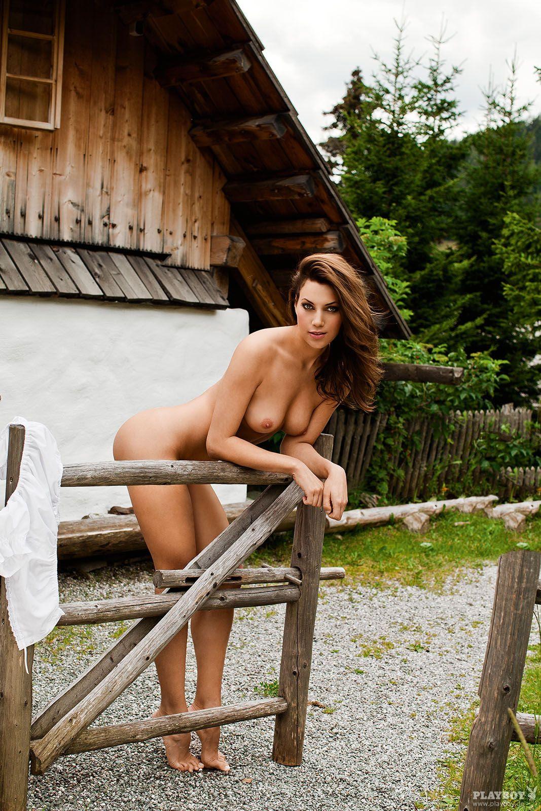 Jessica kühne nackt playboy