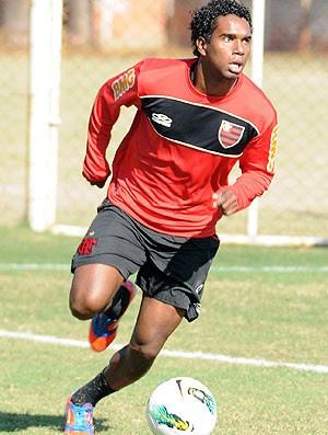 Luis Antonio, Flamengo (Foto: Alexandre Vidal / Fla Imagem)