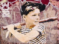 Raval Street Art by Rice