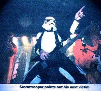 grand moff tarkin band stormtrooper guitar