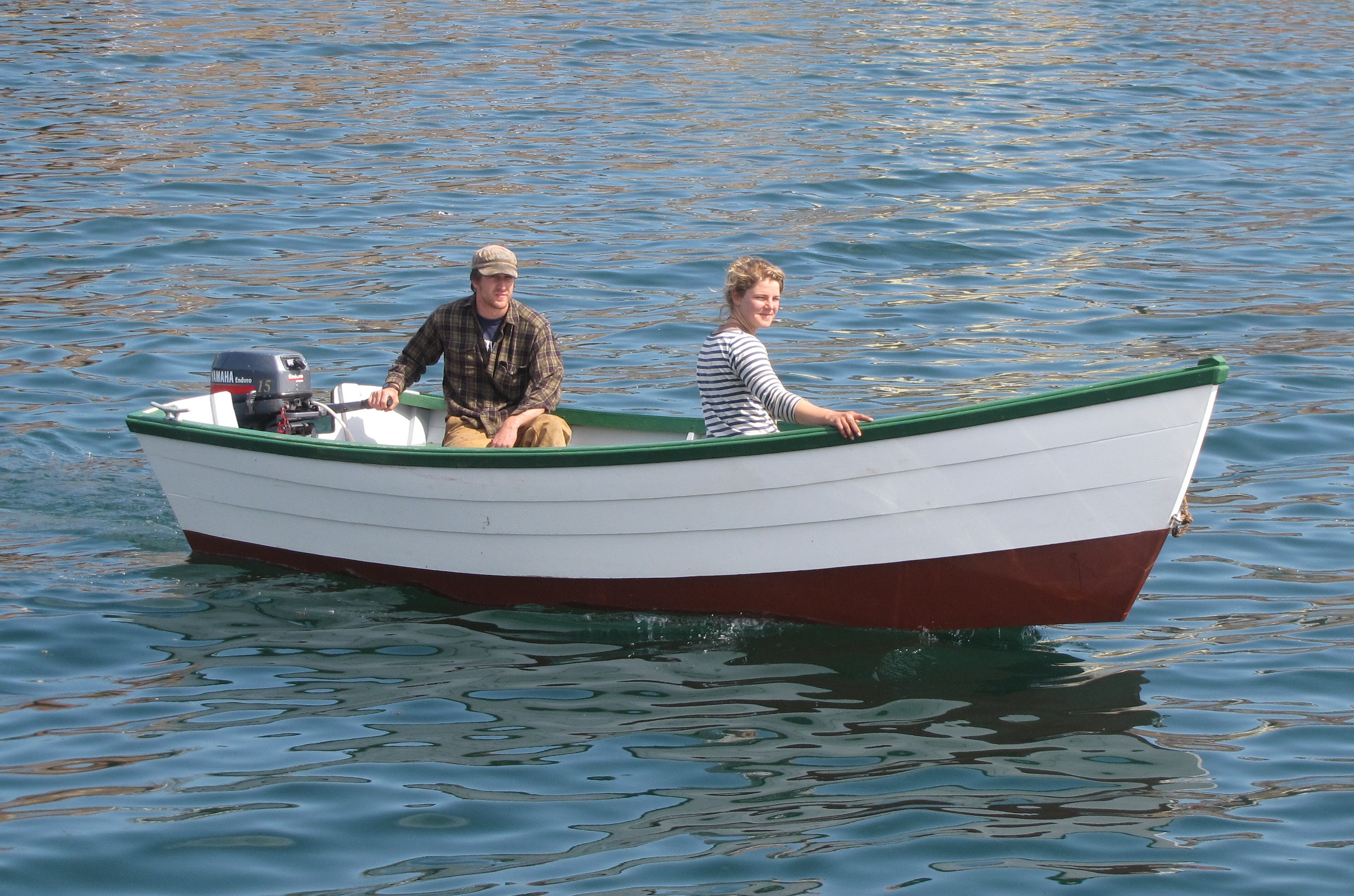 Wooden Skiff For Sale Maine Boat Layout Plans