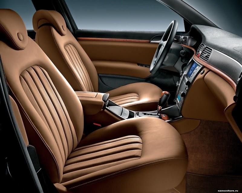 Car Interior Leather
