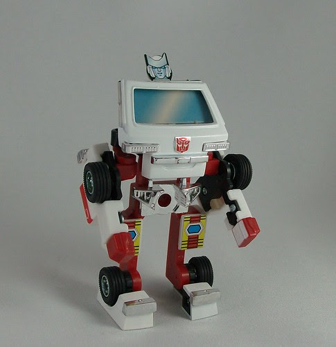 Transformers Ratchet (G1 Encore) - modo robot