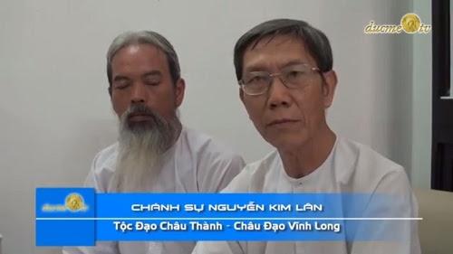 Ông Chánh trị sự Nguyễn Kim Lân