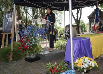 París rinde homenaje a Francisco Boix, el fotógrafo de Mauthausen
