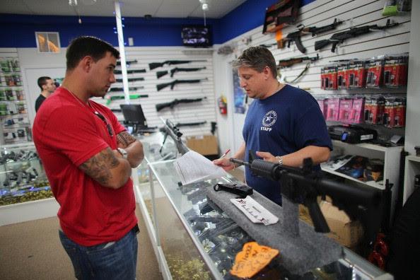 Resultado de imagem para loja de armas