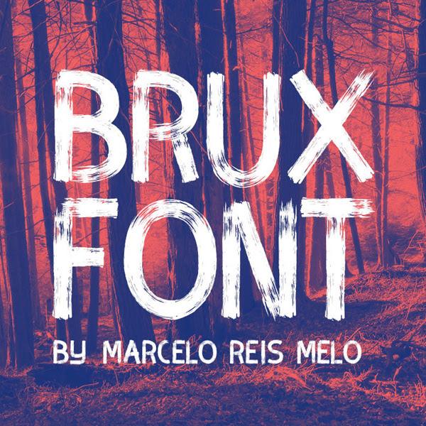 BRUX gratuito Brush Fuente
