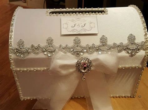 How to Make a Wedding Card Box  in 2019   wedding card box