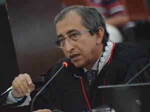 Relator é o desembargador Raimundo Barros (Foto: Divulgação/Ascom)