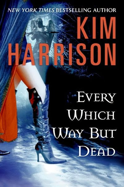 Every Which way but dead, Tercer libro en THE HOLLOWS