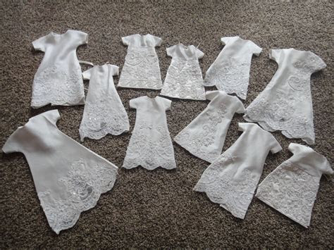 Angel Gowns for NICU Helping Hands.. burial gowns for
