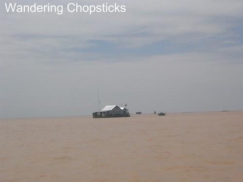 Chong Kneas Floating Village 4
