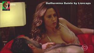 Guilhermina Guinle super sensual na novela O Astro