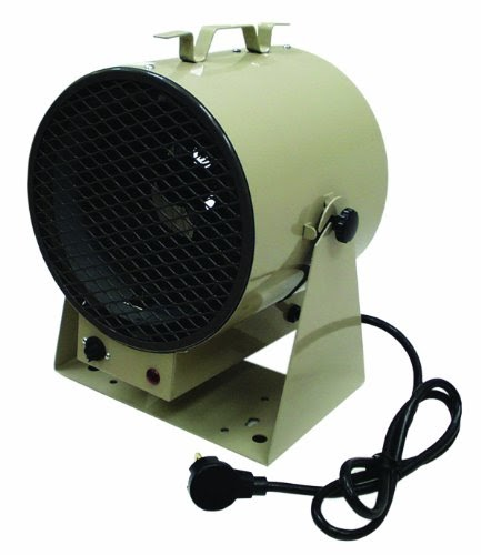 Ceramic Electric Heaters Tpi Corporation Hf686tc Fan