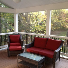 Redesign Your Backyard With A Custom Porch Freedom Fence Deck