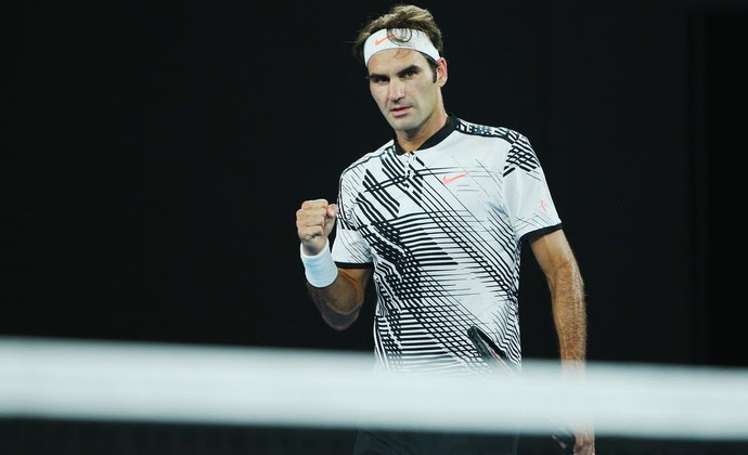 Roger Federer Aberto da Austrália tênis (Foto: Michael Dodge/Getty Images)