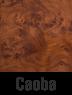 Muebles de madera en caoba