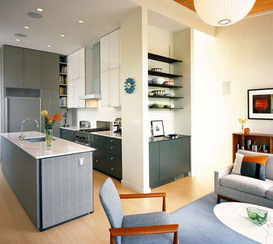 Tips for Combining Kitchen and Dining Room | My Decorative