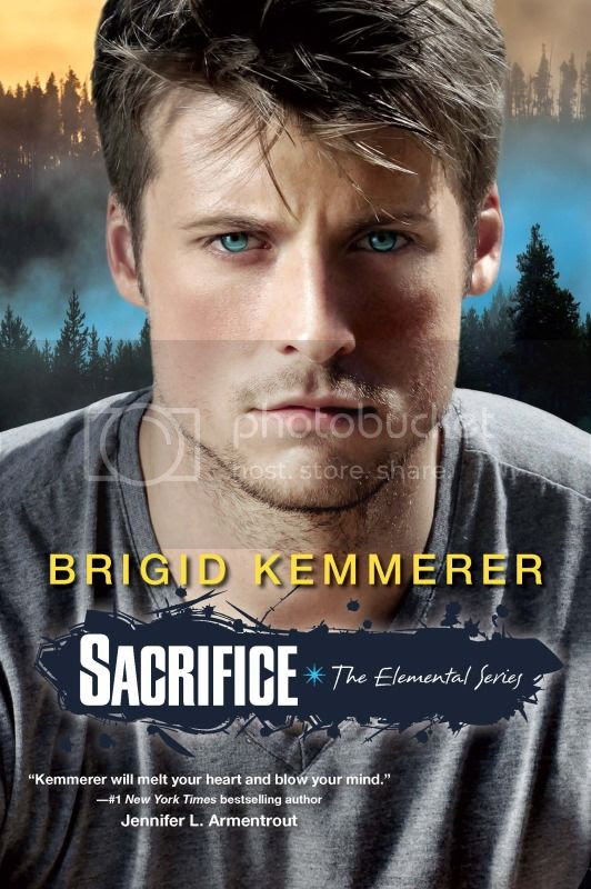 Sacrifice by Brigid Kemmerer US cover