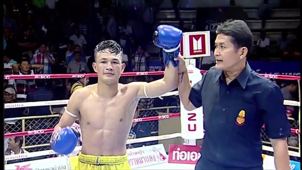 ศึกจ้าวมวยไทยช่อง 3 ล่าสุด (คู่เอก) สมิงหยก จ่าบ่าวกองสืบ vs พญาต่อ อ.ขวัญเมือง Muaythai HD - YouTube