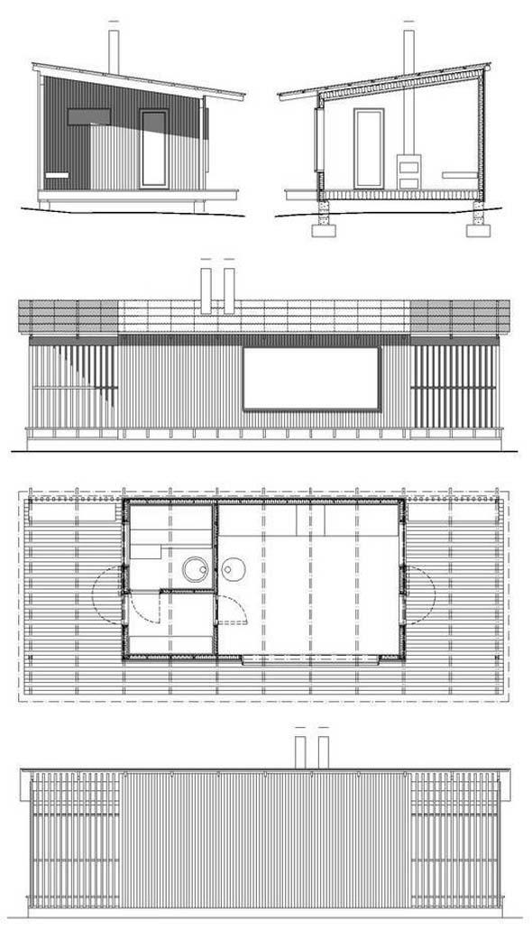 sauna_simons,Heikkinen & Komonen,Finlandia,madera
