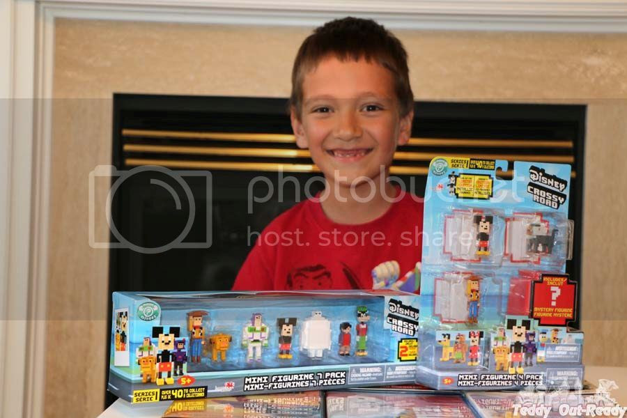 Disney Crossy Road figurines