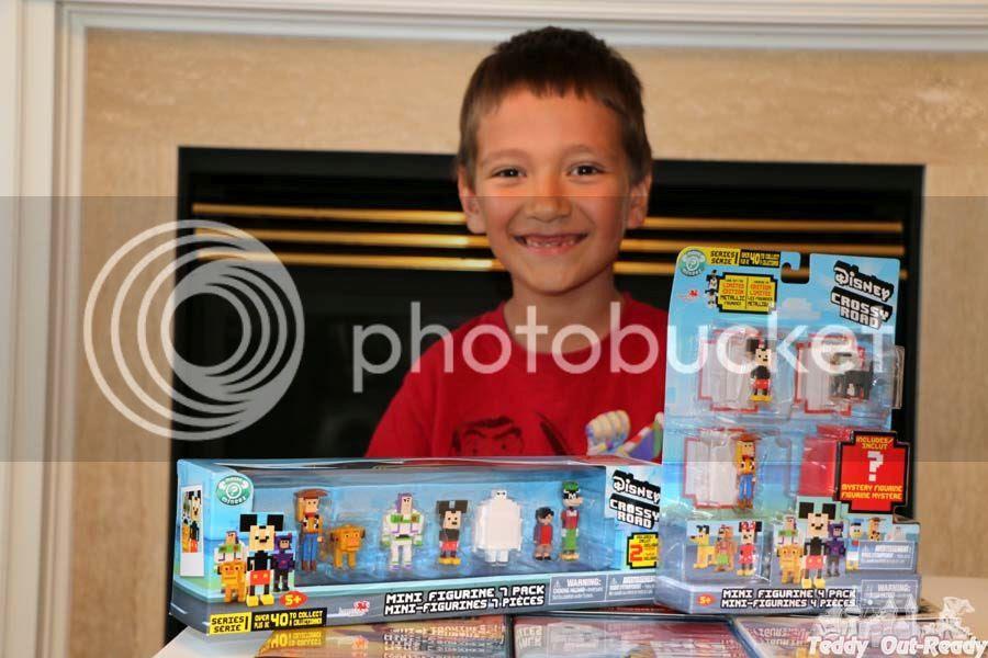 Disney Crossy Road figurines