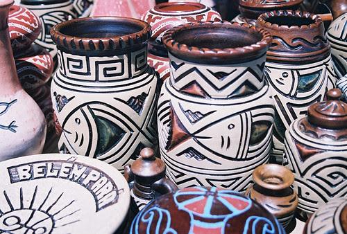 Artesanato Vidro De Conserva ~ Arte, Cultura e Espiritualidade O artesanato da regi u00e3o Norte