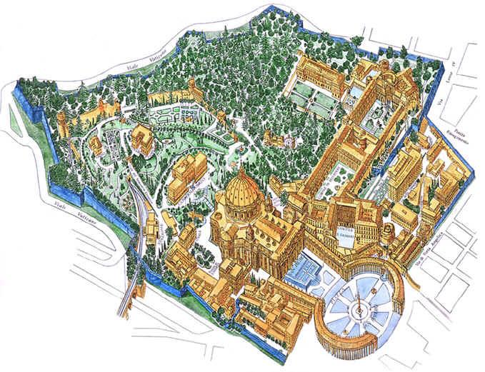 Risultato immagine per roma capitale mappa
