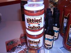 titties salsa!