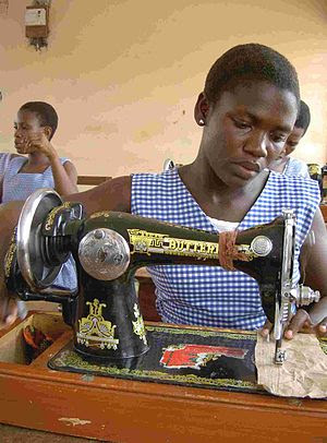 A Dora textile group in Nsawam