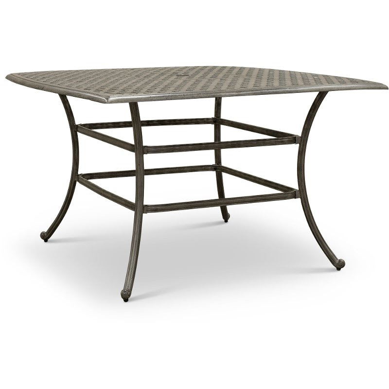 Cast Metal Bar Height Patio Table Macan Rc Willey Furniture Store