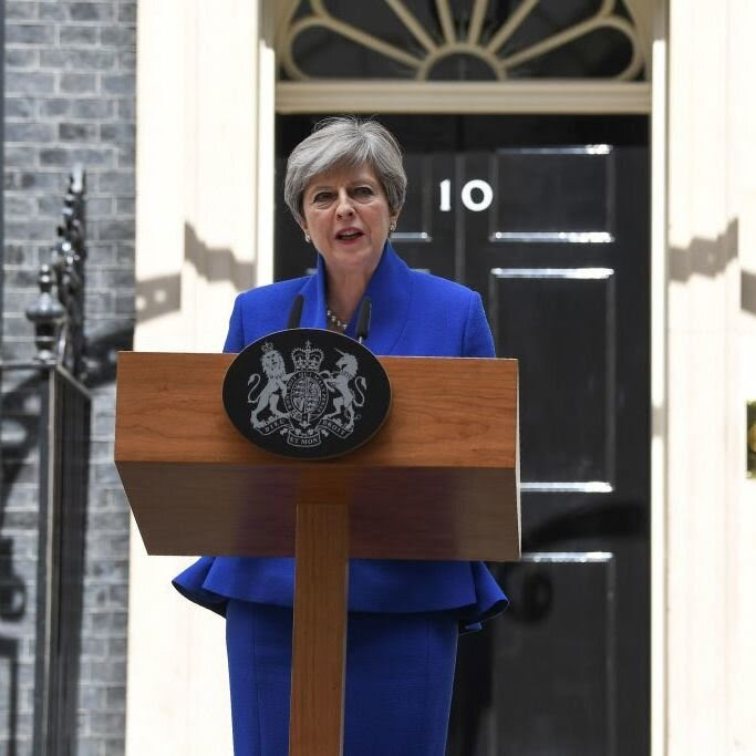 Theresa May Promises 'Certainty' After Queen Approves Plan To Form Government