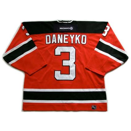 New Jersey Devils 02-03 jersey