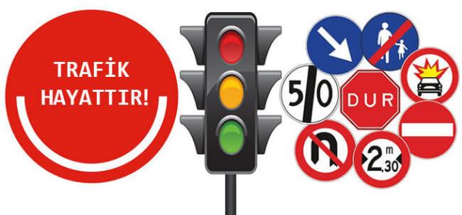 Trafik Ile Ilgili Sloganlar