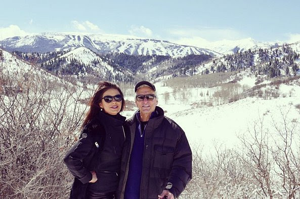 Catherine Zeta-Jones and Michael Douglas Enjoy a Romantic Vacation at the Place They Got Engaged