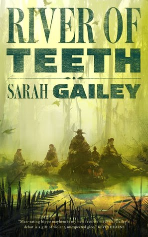 Image result for river of teeth goodreads