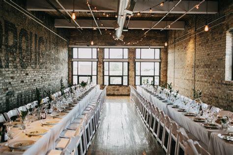Warehouse Wedding // Matt   Jess   Portland Wedding