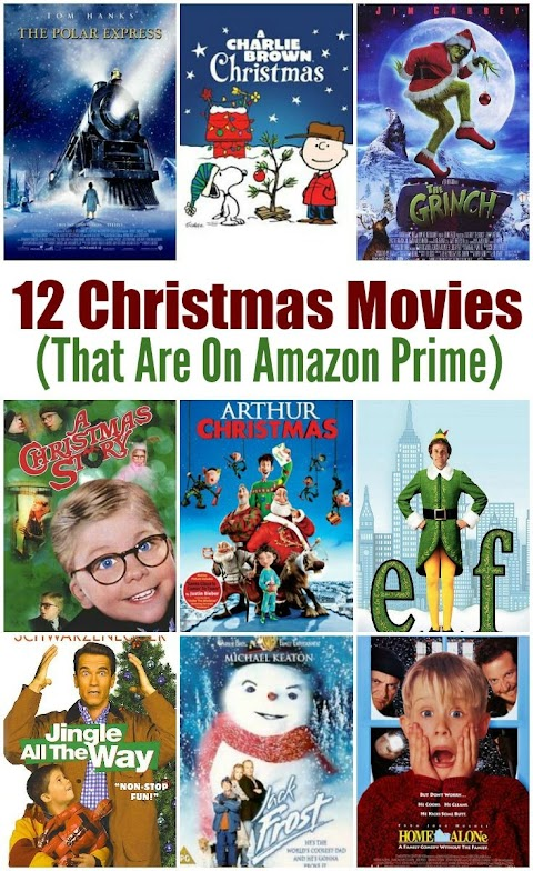 Christmas Movies On Amazon Prime