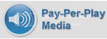 Pay-Per-Play Media Graphic