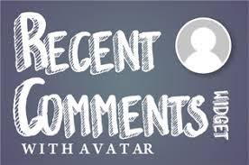 Cara Gampang Membuat Recent Comment Dengan Avatar